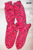 Handgestrickte Socken in verschiedenen Größen 11, - € bis 16, - €