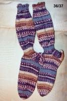 Foto 2 Handgestrickte Socken in verschiedenen Größen 11, - € bis 16, - €