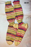 Foto 3 Handgestrickte Socken in verschiedenen Größen 11, - € bis 16, - €