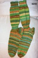 Foto 5 Handgestrickte Socken in verschiedenen Größen 11, - € bis 16, - €