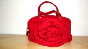 Handtasche Camomilla original NP 110, - *neu*