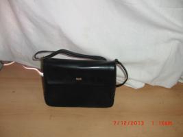Handtasche für Damen , schwarz, Leder von Picard (VERSAND GRATIS)