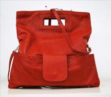 Handtasche Tasche Ledertasche Damentasche Esprit Echt Leder Bag