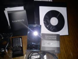 Handy von der Marke HTC