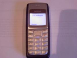 Foto 3 Handy Nokia 1112