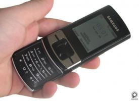 Foto 2 Handy Samsung C 3050