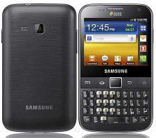 Handy Samsung Galaxy Y Pro B5510