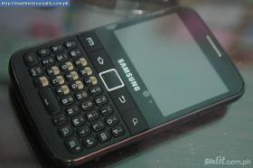 Foto 2 Handy Samsung Galaxy Y Pro B5510