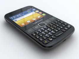 Foto 3 Handy Samsung Galaxy Y Pro B5510