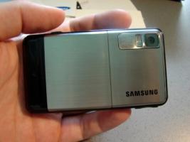 Foto 3 Handy Samsung f480i
