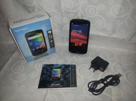 Foto 3 Handy Smartphone Simvalley SPX-5 UMTS