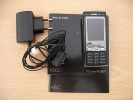 Handy Sony Ericsson K800i