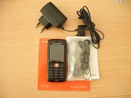 Handy Sony Ericsson W200