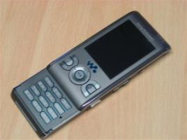 Handy Sony Ericsson Walkman W595