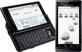Foto 2 Handy Vertrag Motorola Milestone f�r nur je Sim 4,95 �/Mon. GG!