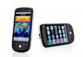 Foto 3 Handy - 3.2 inch Touchscreen, Wifi, mit DVB-T Empfang