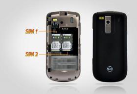 Foto 4 Handy - 3.2 inch Touchscreen, Wifi, mit DVB-T Empfang