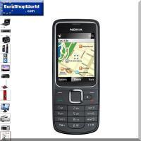 Handy - Nokia 2710 Navigation Edition - Schwarz - ohne Vertrag