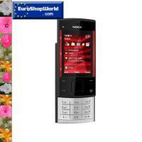 Handy - Nokia X3 rot/schwarz - ohne Vertrag