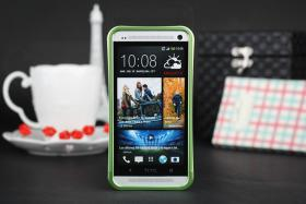 Handyhülle für HTC NEW ONE M7! modern und billig,12 Farben zur Wahl!