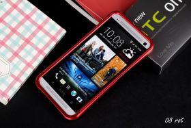 Foto 3 Handyhülle für HTC NEW ONE M7! modern und billig,12 Farben zur Wahl!