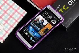 Foto 4 Handyhülle für HTC NEW ONE M7! modern und billig,12 Farben zur Wahl!