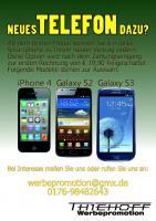 Handyvertrag mit günstiger Allnet Flat für Jedermann !!!