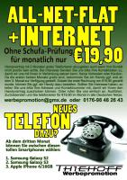 Foto 2 Handyvertrag mit günstiger Allnet Flat für Jedermann !!!