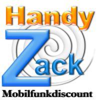 Handyzack, der Mobilfunk Discounter im Web