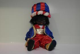 Foto 2 Hangearbeitete Puppe Sarotti Mohr