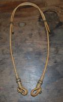 Hanger für Bosal aus Rohhaut *16-fach geflochten*