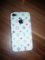 Foto 2 Hardcase LV Design Iphone 4 Monogram Luxus