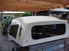 Hardtop für Nissan Pickup D21