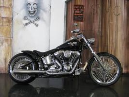 Harley Davidson Fat Boy Bobber