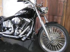Foto 3 Harley Davidson Fat Boy Bobber