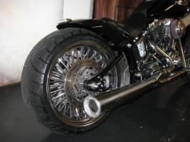 Foto 5 Harley Davidson Fat Boy Bobber