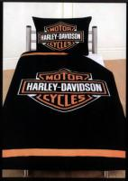 harley davidson classic bettw sche neu ware siehe in hamburg von privat. Black Bedroom Furniture Sets. Home Design Ideas