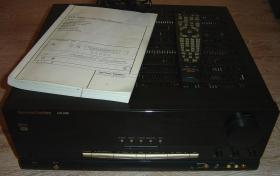 Harman Kardon AVR 2000 und Harman Kardon DVD 20