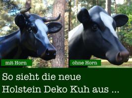 Hasste schon gehört es gibt jetzt die Irische … was Irische … Holstein Deko Kuh Collection … wenn ich es Dir sage ...