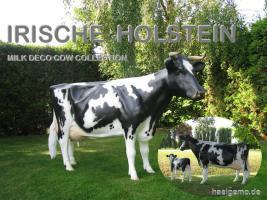 Foto 2 Hasste schon gehört es gibt jetzt die Irische … was Irische … Holstein Deko Kuh Collection … wenn ich es Dir sage ...