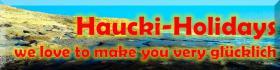 Haucki-Holidays - nicht fluchen, sondern buchen