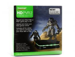 Hauppauge HD PVR 2 Gaming Edition HD-PVR (Full HD, HDMI, 1080p)