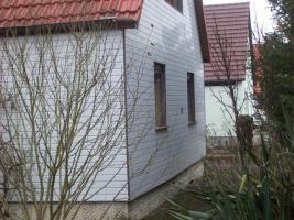 Foto 9 Haus mit Grundstück etwa 900m² mit Garage & Werkstadt Sanierungsbedürftig in 04552 Borna, Siedlung Kesselshain 01.
