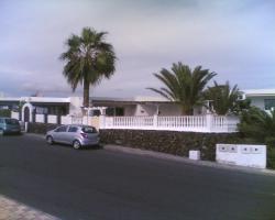 Haus in Lanzarote , Kanarische Inseln, Spanien
