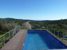 Haus mit Meersicht in der Algarve Portugal