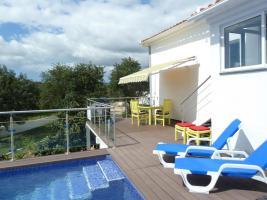 Foto 2 Haus mit Meersicht in der Algarve Portugal