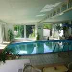 Haus mit Sauna und Pool in ruhiger Lage