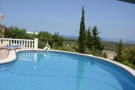 Haus mit einmaligem Ausblick auf das Ebro Delta