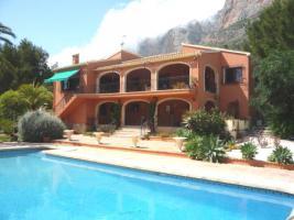 Haus mit einem fantastischen Bergblick in Javea