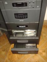 HiFi Stereoanlage mit 2 Boxen, CD-Wechsler, Kassetenteil, Plattenspiel